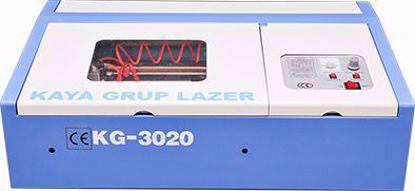 KG-3020 Lazer Kesim Makinası