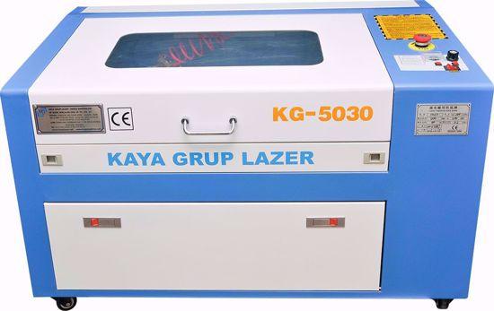 KG-5030 Lazer Kesim Makinası