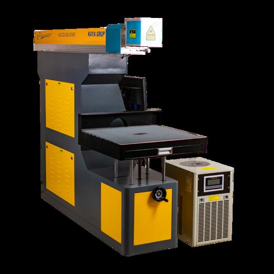 KGL 100 W CO2 : 100 w CO2 Tüplü Galvo Makinası resmi