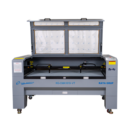 Picture for category Laser Cutting Machine with Camera