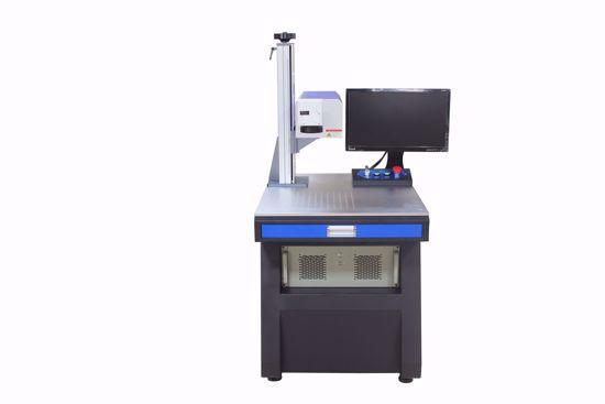 KGL 3 W UV : 3 W UV Fiber Markalama Lazer Makinesi resmi