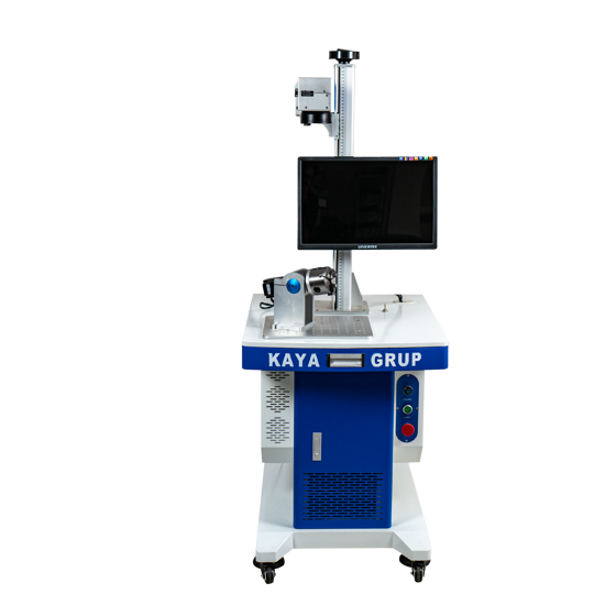 KGL 70 W : 70 W Fiber Markalama Lazer Makinesi resmi