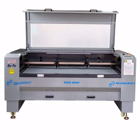 Tek / Çift Kafa Lazer Kesim Makineleri kategorisi için resim